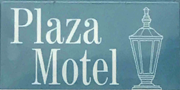 Logo Icon Plaza Motel Cleveland